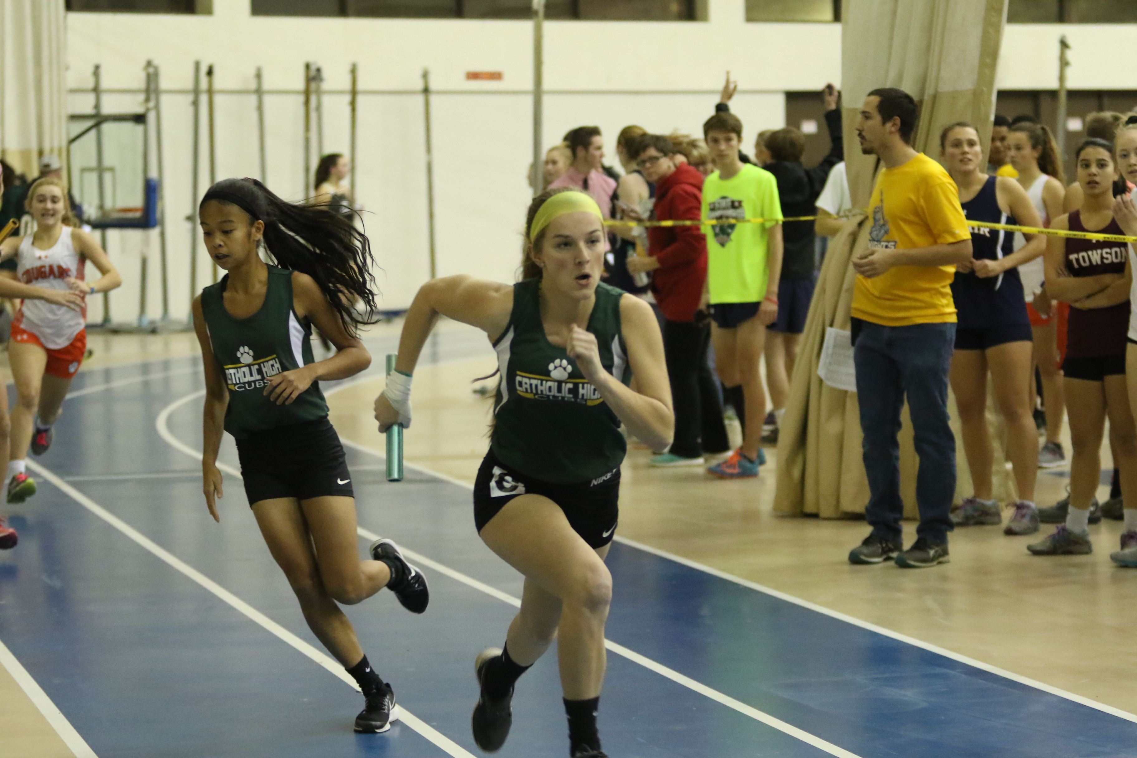 Varsity Indoor Track & Field
